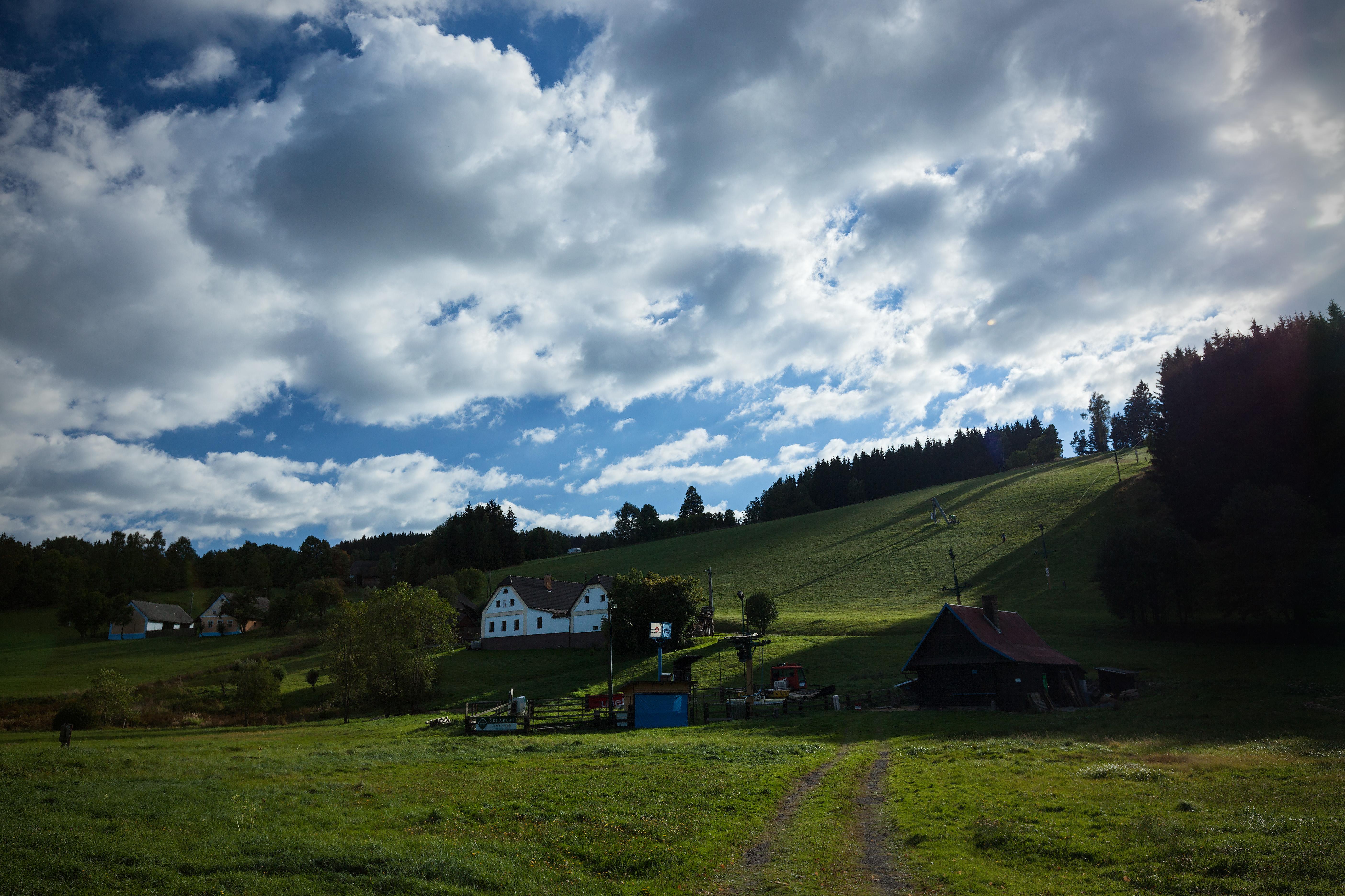 Jimramov_leto Chalupa Huty - Nový Jimramov