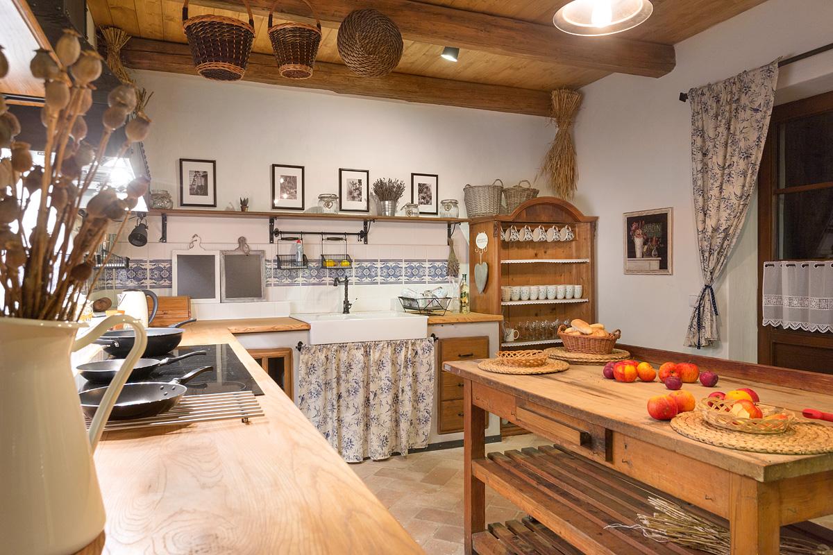 kuchyň Chalupa Huty - Nový Jimramov